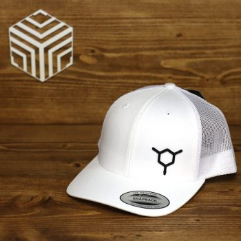 The Molecule BC White Authentic Snapback