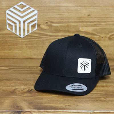 The One BC Black Authentic Snapback